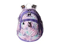 High Sierra Bts Fat Boy Backpack Delicate Lace Lavender White Backpack Bags Purple