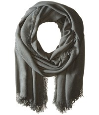 Hat Attack Everyday Scarf Charcoal Scarves Gray
