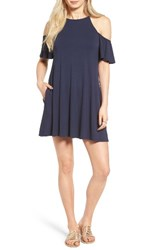Socialite Women's Cold Shoulder Dress