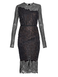 Camilla And Marc Aversion Long Sleeved Lace Dress