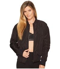 Alo Yoga Squad Jacket Black Women's Coat