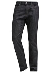Hugo Boss Green Maine Straight Leg Jeans Navy Blue