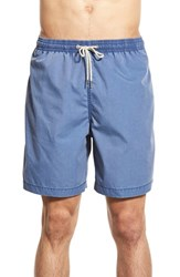 Men's Faherty Recycled Fabric Swim Trunks