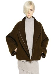 Damir Doma Wool And Mohair Blend Jacket