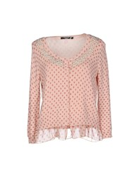 Cristinaeffe Collection Knitwear Cardigans Women Skin Color