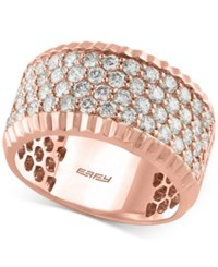 Effy Collection Trio By Effy Diamond Ring 1 1 2 Ct. T.W. In 14K White Yellow Or Rose Gold