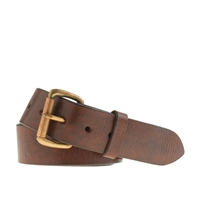 J.Crew Wallace And Barnes Roller Belt Vintage Brown