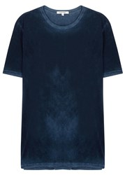 Cotton Citizen Classic Navy Supima Cotton T Shirt