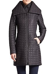 Dawn Levy Gwen Quilted Jacket Storm