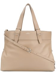 Desa 1972 Large Tote Bag Nude And Neutrals