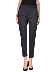 Peuterey Trousers Casual Trousers Women Dark Blue