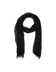 Kris Van Assche Krisvanassche Accessories Oblong Scarves Men Black