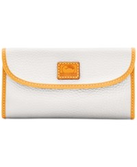 Dooney And Bourke Patterson Continental Clutch White