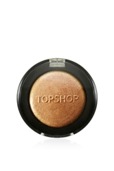 Topshop Chameleon Glow In Shuffle The Cards Rose Gold