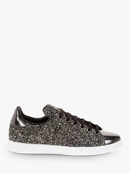 Victoria Shoes Tenis Glitter Trainers Grey