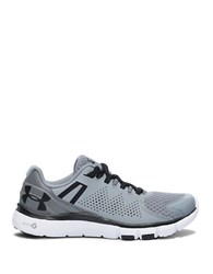 Under Armour Limitless Mesh Accented Sneakers Grey Grey