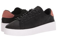 Clear Weather Jones C Black Savage Lace Up Casual Shoes