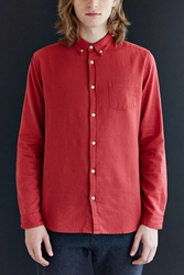 Cpo Stevens Overdyed Shirt Red