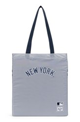 Herschel Supply Co. Packable Mlb American League Tote Bag Blue New York Yankees
