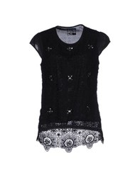 Superdry Shirts Blouses Women Black