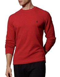 Polo Ralph Lauren Thermal Top Red