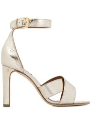 Laurence Dacade Thilan Sandals Gold
