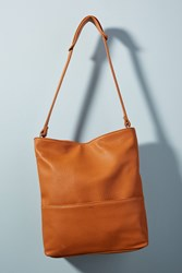 Anthropologie Tacoma Tote Bag Cocoa