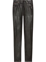 Gucci Denim Skinny Pant Black