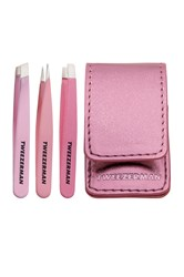 Tweezerman Micro Mini Tweezer Set Beauty Na