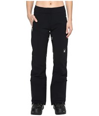 Spyder The Traveler Tailored Fit Pant Black 1 Women's Casual Pants