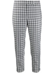 Thom Browne Gingham Tailored Trousers 60