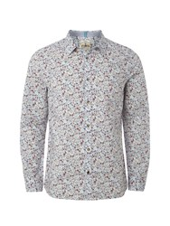 White Stuff Hammond Floral Shirt White