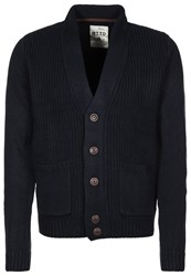 Tom Tailor Denim Cardigan Night Sky Blue Dark Blue