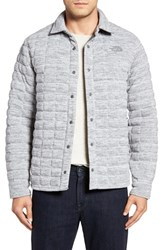 The North Face Men's Kingston Thermoball Tm Knit Shirt Jacket