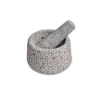 Garden Trading Pestle And Mortar Granite
