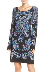 Laundry By Shelli Segal Women's Print Jersey Shift Dress