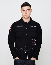 Billionaire Boys Club Scout Shirt Black