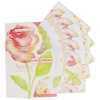 Heathcote And Ivory Blush Scented Drawer Liners