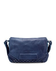 Liebeskind Yakote Double Dye Studded Crossbody Bag Indigo Blue