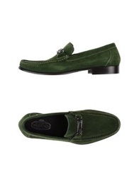 Wexford Moccasins Green