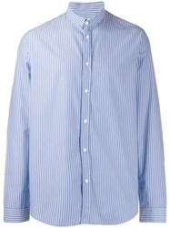 Zadig And Voltaire Saly Raye Shirt Blue
