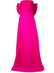 Bambah A Line Back Bow Gown 60
