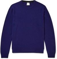 Paul Smith Cashmere Sweater Blue