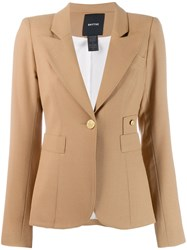 Smythe Duchess Blazer Brown