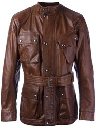 Belstaff 'Panther' Jacket Brown