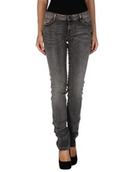 See By Chloe See By Chloe Denim Pants Grey