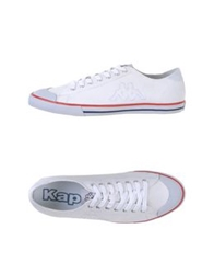 Kappa Low Tops And Trainers White