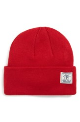 Polo Ralph Lauren Everyday Watch Beanie Red Park Ave Red