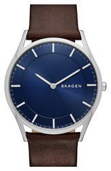 Skagen 'Holst' Round Watch 40Mm
