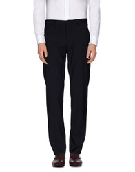 Dirk Bikkembergs Sport Couture Trousers Casual Trousers Men Dark Blue